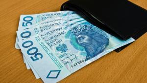 wzrost przeciętnego wynagrodzenia w sektorze przedsiębiorstw fot. RoyStudio