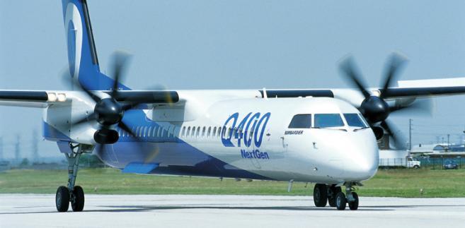 Bombardier Q400 NextGen (5) fot. Materiały Prasowe Bombardier