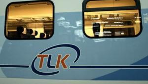 Pociąg TLK Fot. Materiały PKP