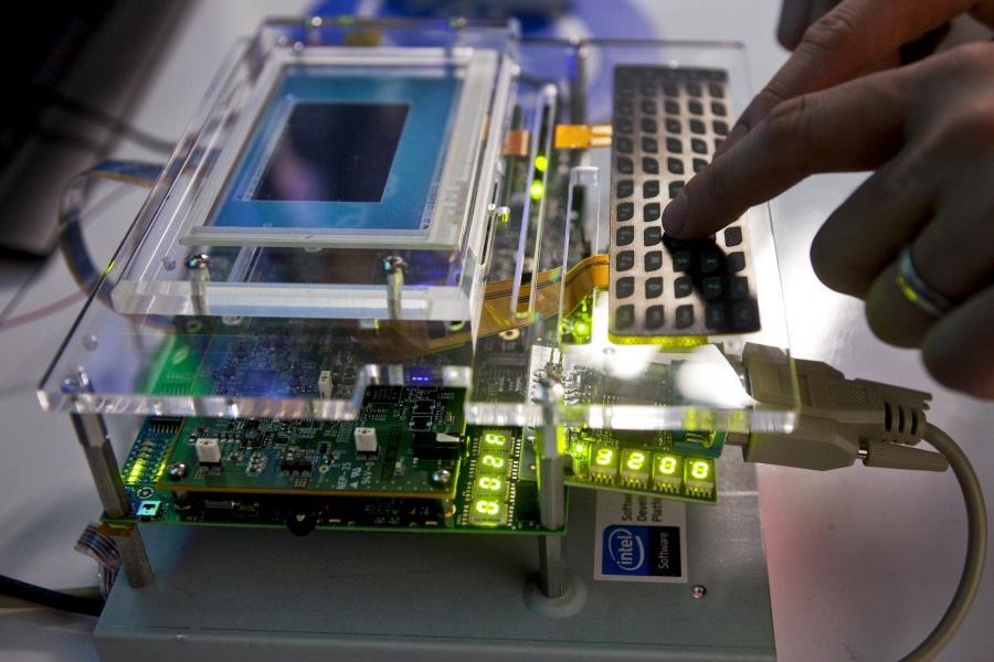 Branża technologiczna sygnalizuje ożywienie gospodarcze