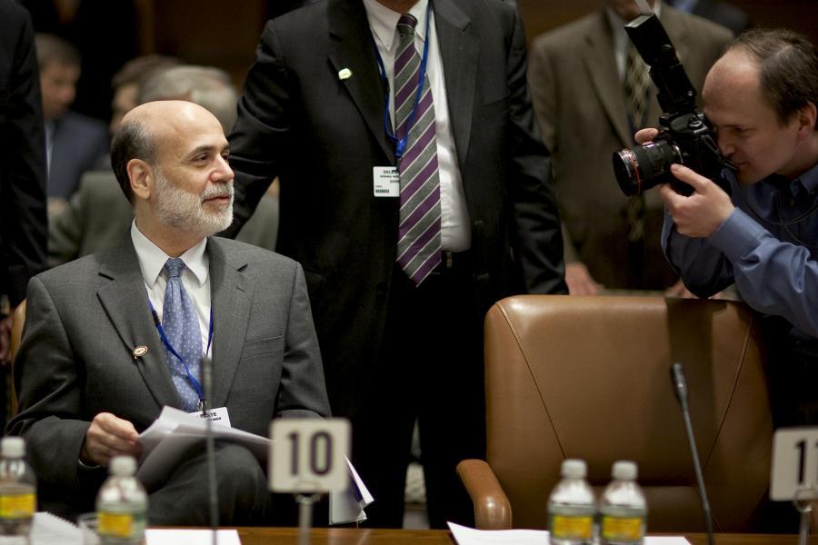 Ben Bernanke, szef Fedu wypowiada się niezwykle rzadko na temat dolara.