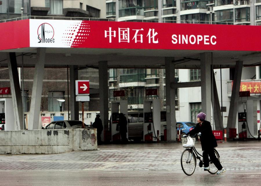 Sinopec, największe przedsiębiorstwo paliwowe w Azji, wezwał Pekin do walki z korupcją, jakiej dopuszczają się zagraniczni biznesmeni w Chinach