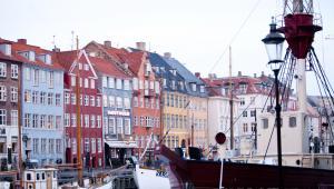 Kopenhaga, stolica Danii. fot. Linus Hook/Bloomberg