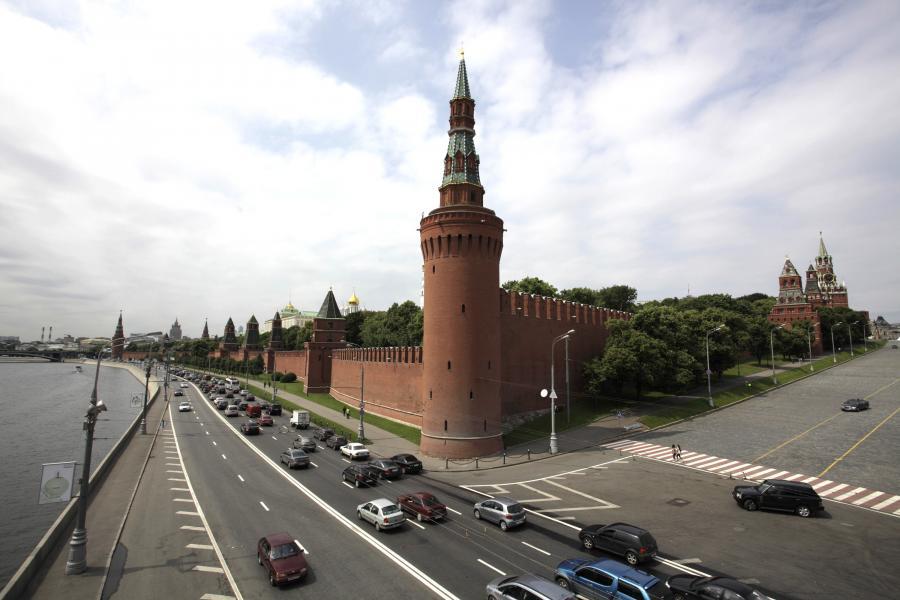 Moskwa, Kreml. Fot. Bloomberg