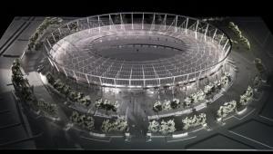 Stadion Śląski - wizualizacja (2) Fot. Materiały prasowe