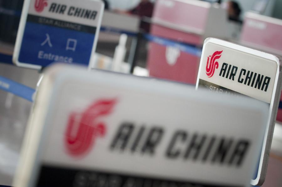 Air China. Fot. Bloomberg