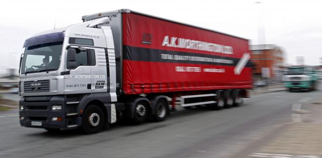 Polskie ciężarówki wjadą do Rosji.