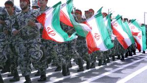Irańscy żołnierze