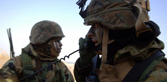 Amerykańscy marines