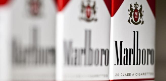Papierosy Marlboro