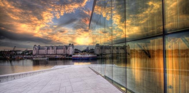 Opera w Oslo, Norwegia