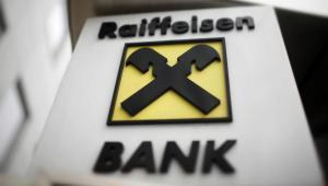 Logo banku Raiffeisen