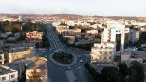 Asmara, stolica Erytrei. źródlo: Wikimedia, Amic, CC Attribution-Share Alike 1.0 Generic