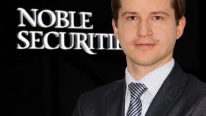 Piotr Mazierski, analityk Noble Securities