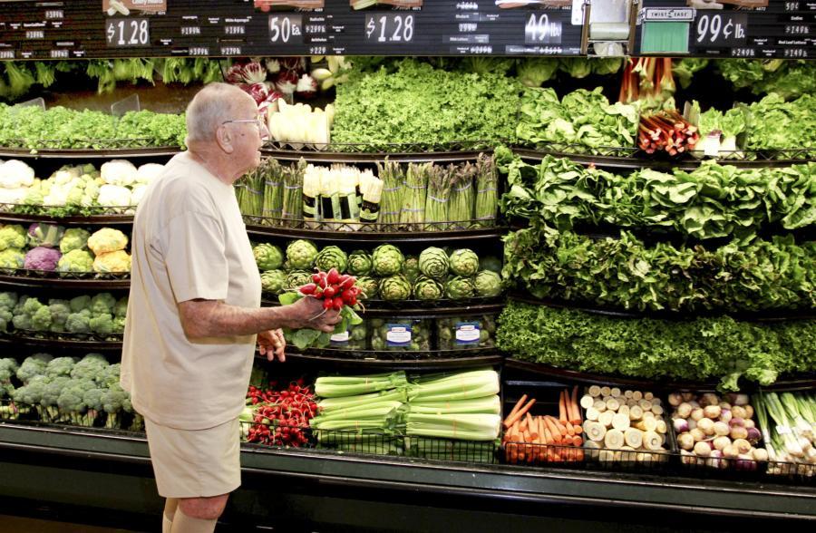 """Podatek od sklepów najpóźniej zacznie obowiązywać od 1 września"""" Fot. Bloomberg"""