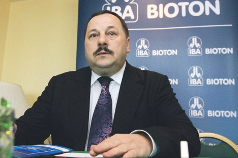 Adam Wilczęta, zarządza Biotonem