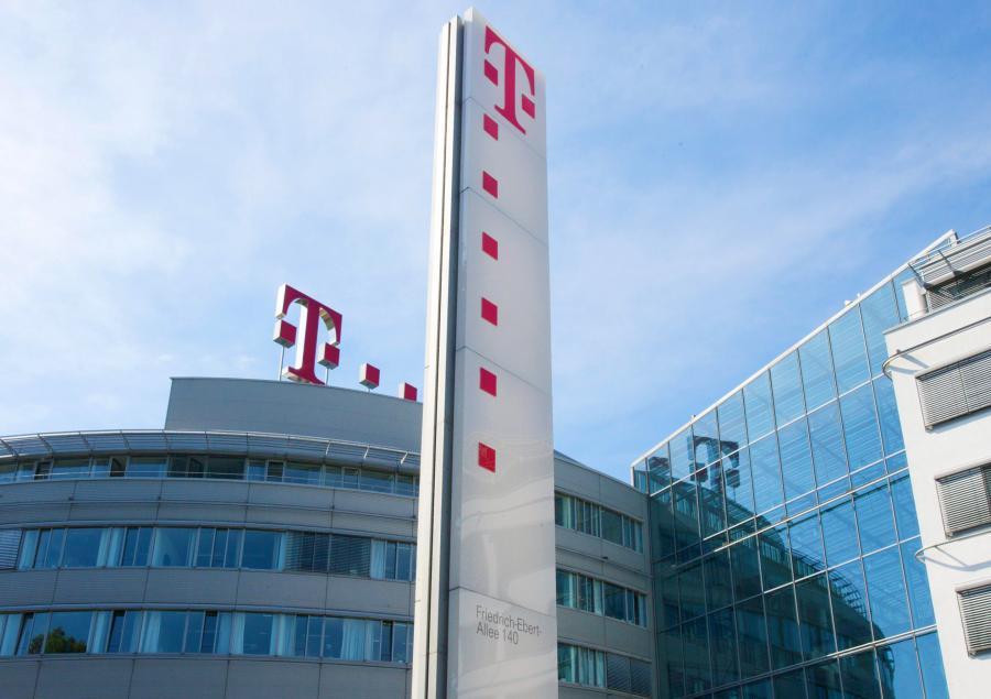 Główna siedziba Deutsche Telekom