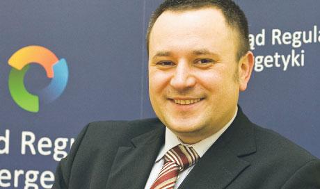 Mariusz Swora, prezes Urzędu Regulacji Energetyki