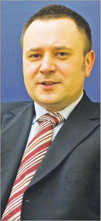 Mariusz Swora, prezes URE Fot. Wojciech Górski