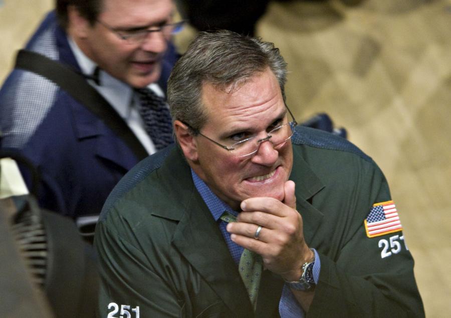 Akcje S&P 500 są zawyzone o 40 proc. i grozi im nieuchronny spadek - twierdzi amerykański ekonomista Andrew Smithers.
