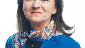 Gertruda Uścińska, prezes ZUS fot. materiały prasowe