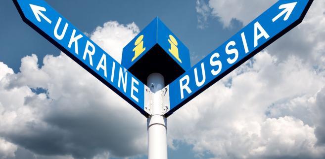 Rosja, Ukraina.