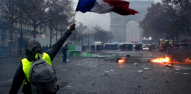 Starcia we Francji