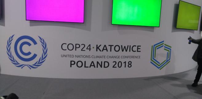 Szczyt Klimatyczny COP24 w Katowicach. 2.12.2018. Fot. Karolina Baca-Pogorzelska