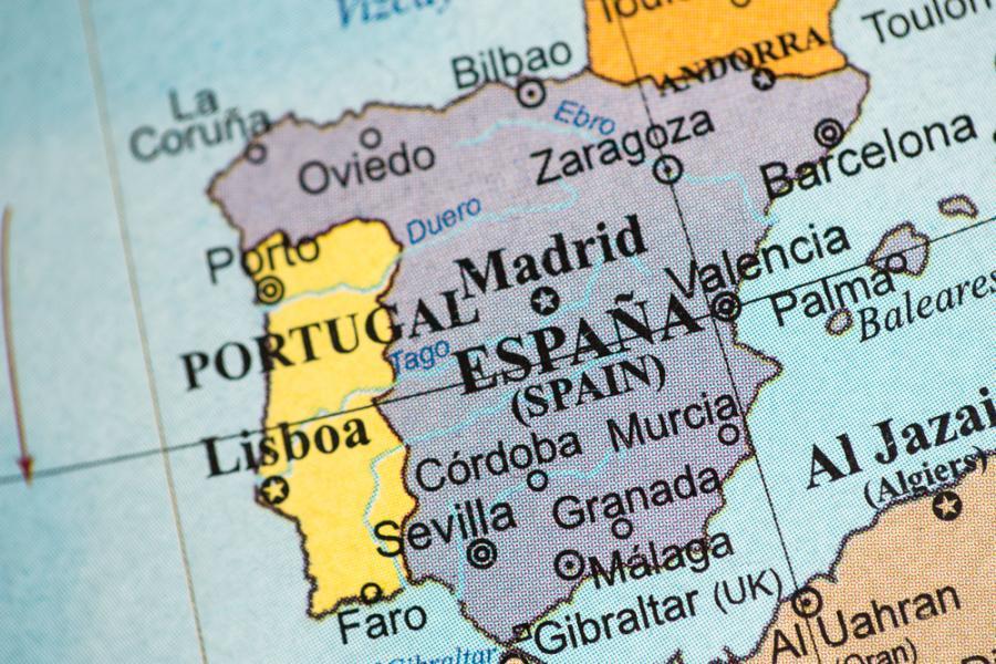 Półwysep Iberyjski. Hiszpania i Portugalia