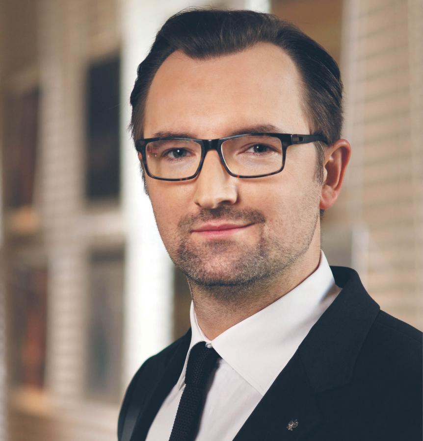 Sławomir Mazurek wiceminister środowiska, szef polskiej delegacji na COP24