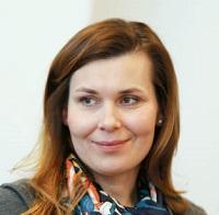 Agnieszka Wolska dyrektor obszaru bankowości korporacyjnej, Santander Bank Polska