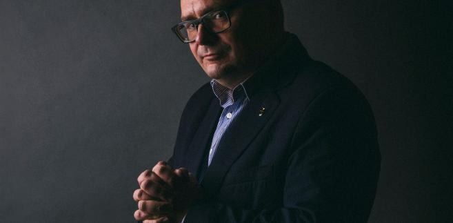 Tomasz Terlikowski. Fot. Maksymilian Rigamonti