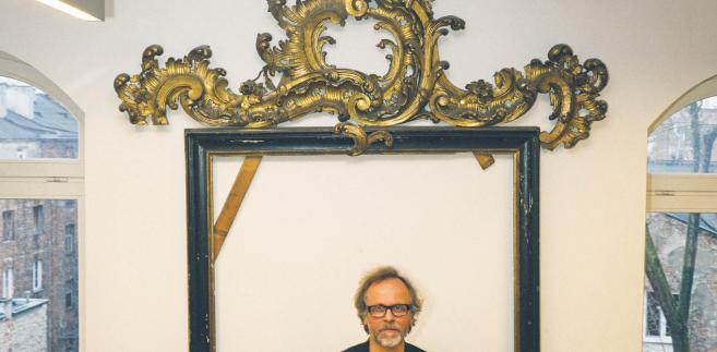 Mirosław Nizio, architekt, rzeźbiarz, mecenas sztuki. Twórca projektu Muzeum Narodowego Memoriału Ofiar Wielkiego Głodu w Kijowie