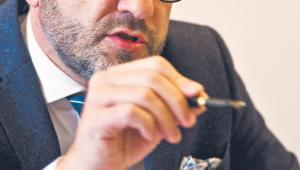 Marcin Czech, podsekretarz stanu w Ministerstwie Zdrowia odpowiedzialny za politykę lekową od 2017 r.