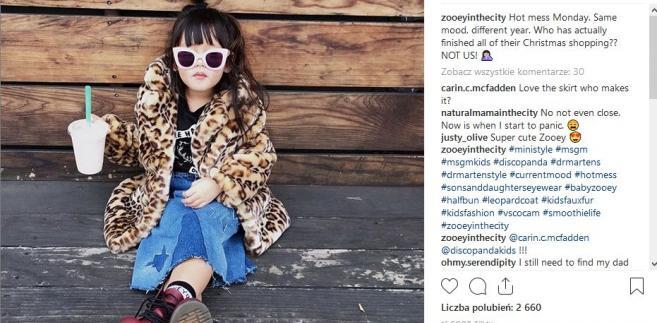 Instagramerka Zooey Miyoshi @zooeyinthecity