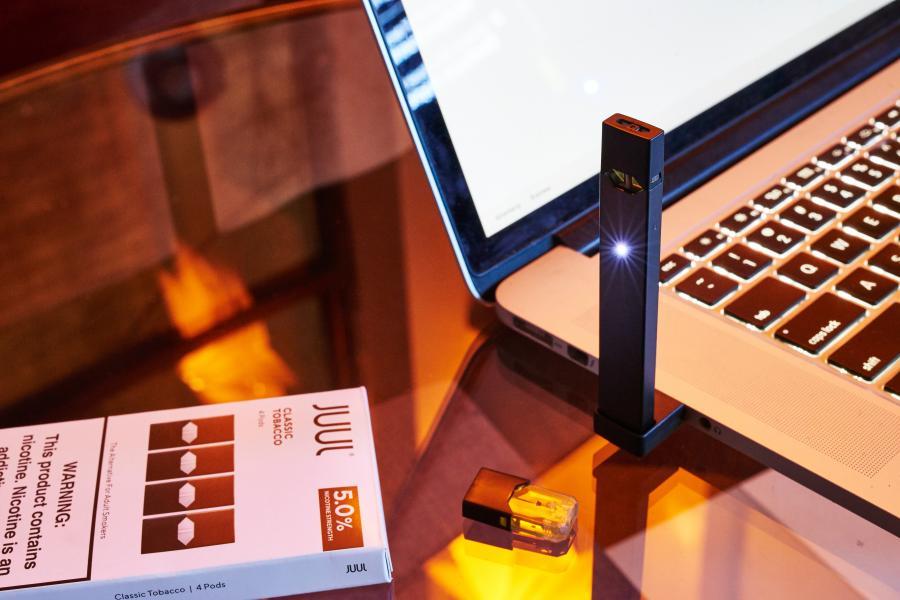 juul e-papieros vape