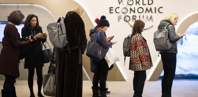 Światowe Forum Ekonomiczne Davos 2019