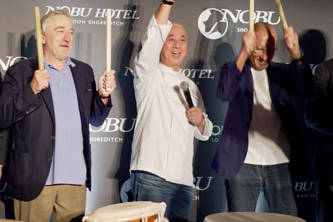 Robert De Niro, Nobu Matsuhisa i Meir Teper otworzą wyjątkowy hotel i słynną Restaurację Nobu w Warszawie