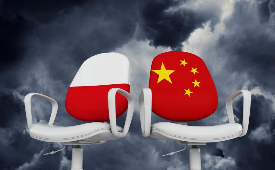 Polska, Chiny