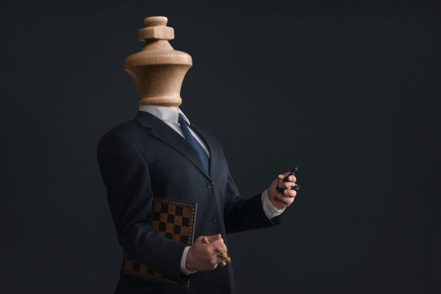 Szef narcyz biznes psychologia ego