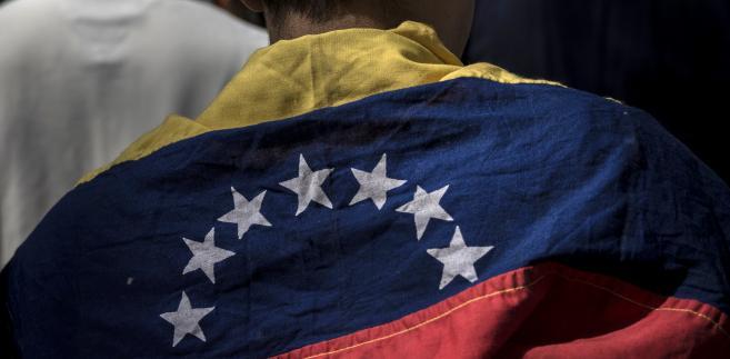 Protesty w Caracas, Wenezuela, 25.01.2019