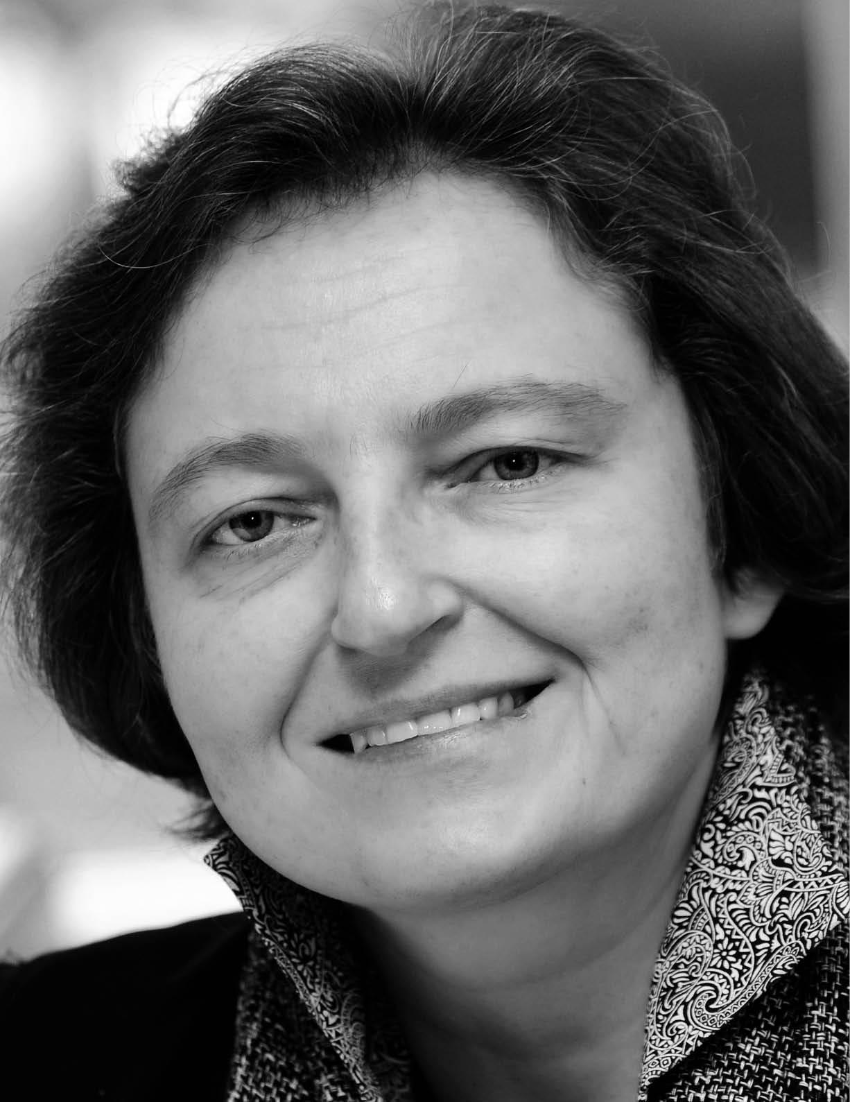 dr Małgorzata Bonikowska Prezes Centrum Stosunków Międzynarodowych