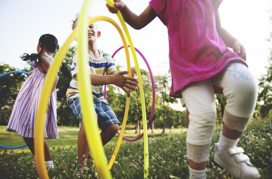 dzieci sport