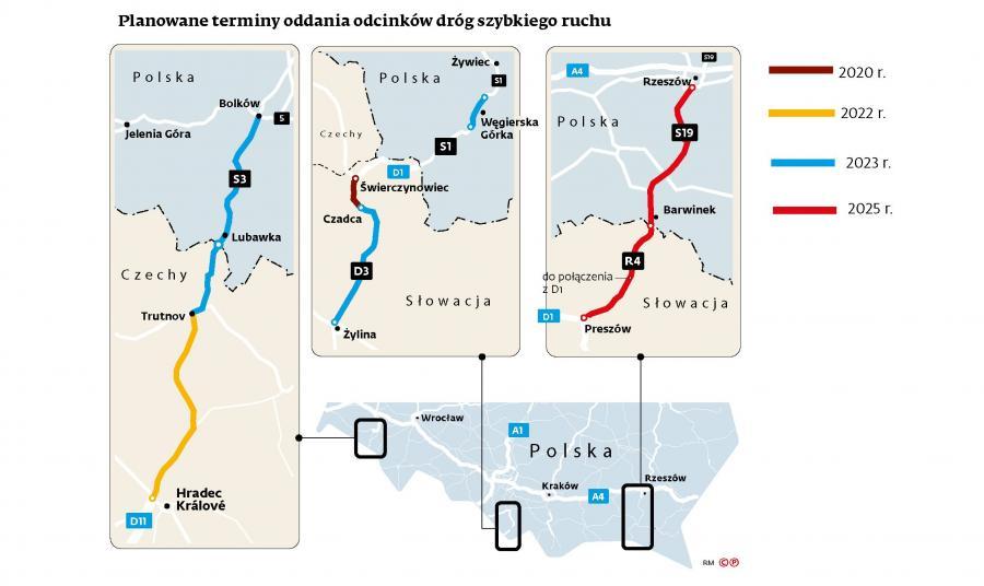 Drogi Slowacja_czechy (c)(p)