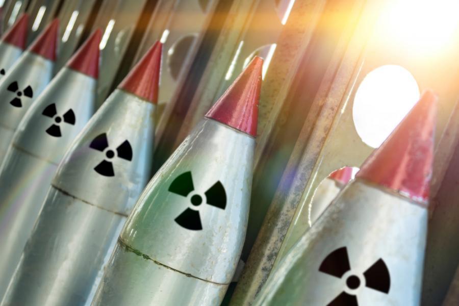 rakiety, głowice atomowe