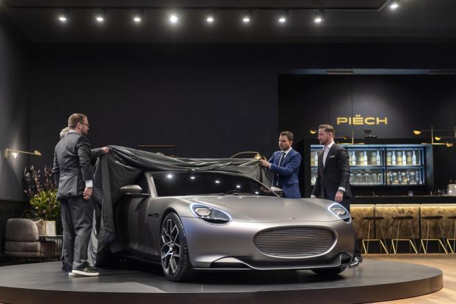Nowy elektryczny Piech Mark Zero firmy Piech Automotive AG ze Szwajcarii