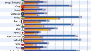Wsk. płodności kobiet w niektórych krajach (graf. Obserwator Finansowy)