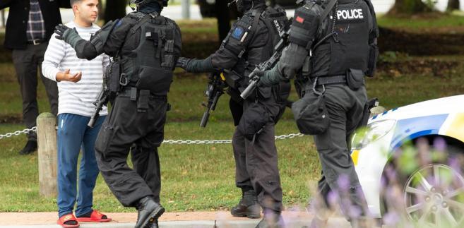 Atak na dwa meczety w Christchurch