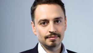 Omar Arnaout szef domu maklerskiego X-Trade Brokers specjalizującego się w rynku walutowym fot. mat. prasowe