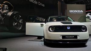 Honda_e Genewa